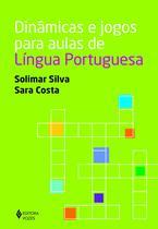 Livro - Dinâmicas e jogos para aulas de Língua Portuguesa -