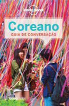 Livro - Guia de conversação Lonely Planet – Coreano -