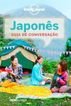 Livro - Guia de conversação Lonely Planet – Japonês -