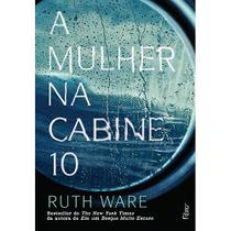 Livro - A mulher na cabine 10 -