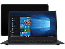 "Notebook Positivo Motion Black Q 232A Intel Atom - 2GB SSD 32GB 14"" Windows 10 Home"