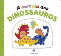 Livro - A corrida dos dinossauros -