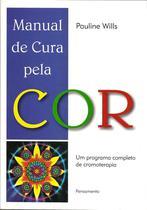 Livro - Manual de Cura Pela Cor -