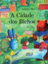 Livro - A cidade dos bichos -