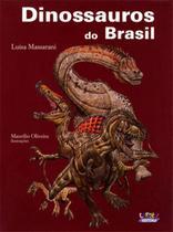 Livro - Dinossauros do Brasil -