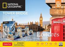 Livro - Londres, Tower Bridge: National Geographic -