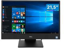 """Computador All in One Dell iOne-3280-A20P  - Intel Core i5 8GB 1TB LED 21,5"""" Windows 10"""
