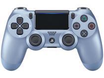 Controle para PS4 sem Fio Dualshock 4 Sony - Azul Titânio