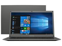 "Notebook Positivo Motion C464C Intel Dual Core - 4GB 64GB 14"" Windows 10"