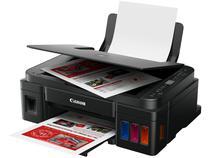 Impressora Multifuncional Canon Mega Tank G3110 - Tanque de Tinta Colorido Wi-Fi