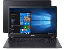 """Notebook Acer Aspire 3 A315-42G-R8LU AMD Ryzen 5  - 8GB 256GB SSD 15,6"""" Placa Vídeo 2GB Windows 10"""