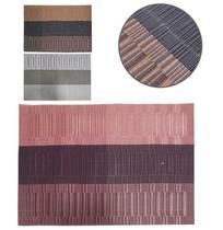 Toalha Americano de Pvc Retangular Dueto Colors 45x30cm - Yins