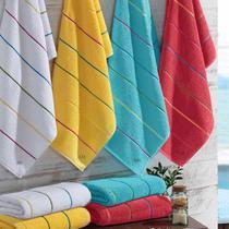 Toalha Banhão Buettner Capri Summer Jacquard tinto 01 Unidades -