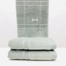 Toalha banho artex  jacquard le bain  algodão fio penteado 70 x 140 -