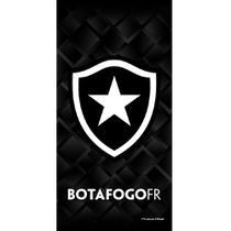 Toalha Banho E Praia Time Aveludada Botafogo Brasão Oficial - Buettner