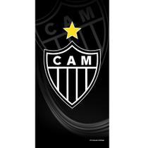 Toalha De Banho E Praia Time Aveludada Atlético Mineiro Oficial - Buettner