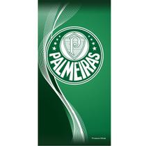 Toalha De Banho E Praia Time Aveludada Palmeiras Oficial - Buettner