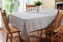 Toalha de mesa damasco impermeável 0,78 x 0,78 - niazitex -