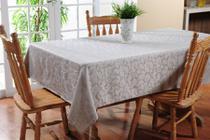 Toalha de mesa damasco impermeável 1,80 x 3,20 - niazitex -