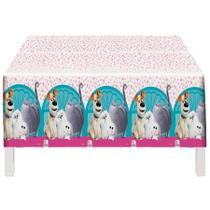 Toalha de Mesa Descartável Pets 2 Festcolor - Festabox