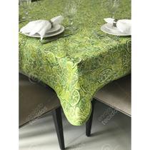 Toalha de Mesa em Gorgurinho Limão -