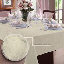 Toalha de mesa Jacquard 6 Lugares  Admirare -