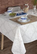 Toalha de Mesa Limpa Fácil Lume - KACYUMARA