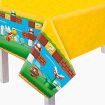 Toalha de Mesa Principal Super Mario Bros - Cromus -