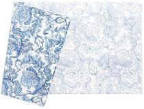 Toalha de Mesa Retangular Santista 140x210cm Royal -