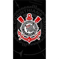 Toalha De Praia Buettner Corinthians - Felpuda -