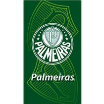 Toalha De Praia Buettner Palmeiras - Felpuda -