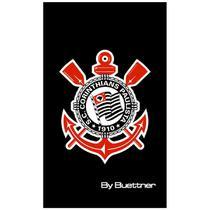 Toalha de Veludo Social Corinthians - Buettner