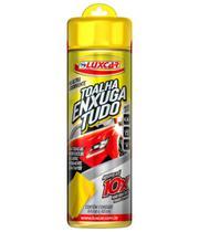 Toalha Enxuga Tudo Luxcar- Absorve Água Limpa e Seca Carro -
