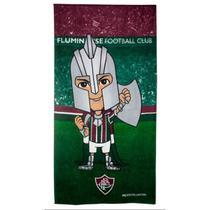 Toalha Fluminense Buettner Veludo Oficial -
