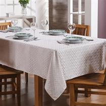 Toalha mesa damasco 1,65 x 1,65 des. 002 - niazitex -