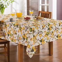 Toalha mesa provence 1,57 x 2,70 des. 002 - niazitex -