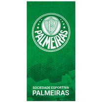 Toalha Palmeiras Dohler Veludo Oficial - Döhler