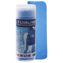 Toalha Refrescante Fitness Macia Maleável Pva 43x32cm Kikos -