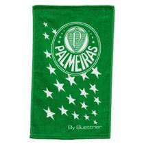Toalha Social Aveludada Times Palmeiras Buettner -