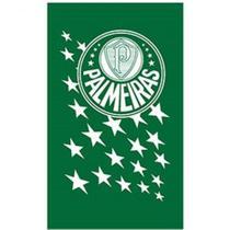 Toalha Social Aveludada Times Palmeiras - Buettner