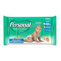Toalhas Umedecidas Baby 12 Embalagens com 100 Unidades -  Personal -