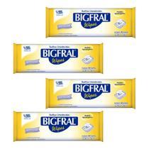 Toalhas Umedecidas Bigfral Combo 4 Pacotes -