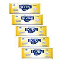 Toalhas Umedecidas Bigfral Combo 5 Pacotes -
