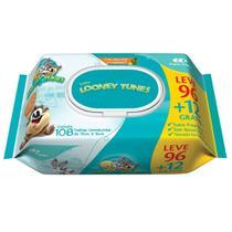*toalhas umedecidas looney tunes c/108 -
