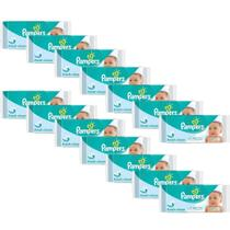 Toalhas Umedecidas Pampers Fresh Clean com 672 Unidades -