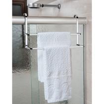 Toalheiro Duplo de Box 45cm Porta Toalhas de Banho Banheiro - Future