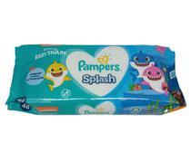 Toalhinha umedecida Pampers Splash kit 192 unid Envio já! -