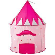 Toca Barraca Acampamento Infantil Castelo Das Princesas - Dm Toys
