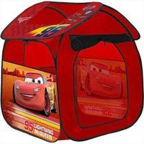 Toca Barraca Casinha Infantil Carros Portátil - Zippy Toys -