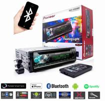 Toca Cd Player Pioneer Deh-x500br Blueto Mixtrax Usb 4 Rca -